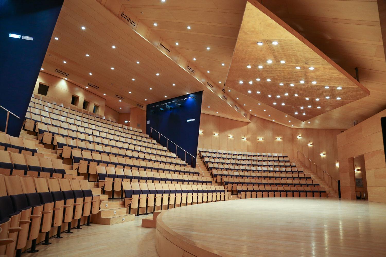 Sala Luis Galve. Auditorio de Zaragoza