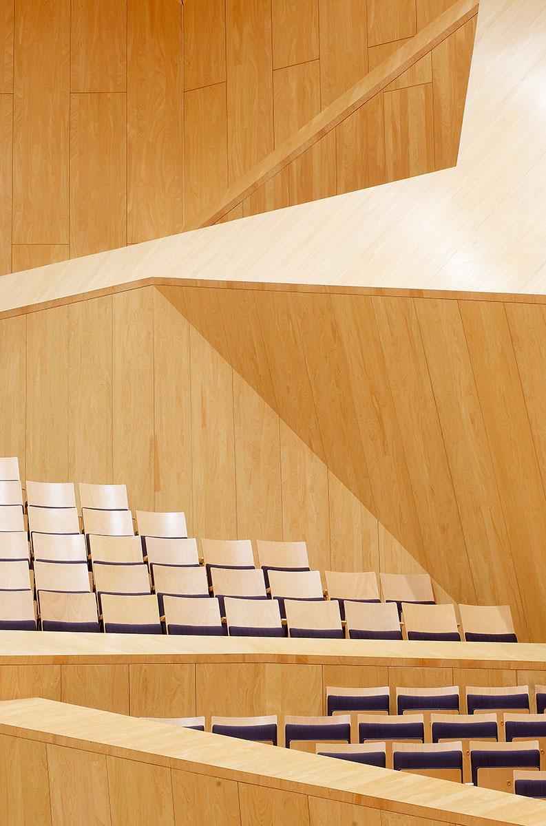 Auditorio de Zaragoza. Tino Gil.