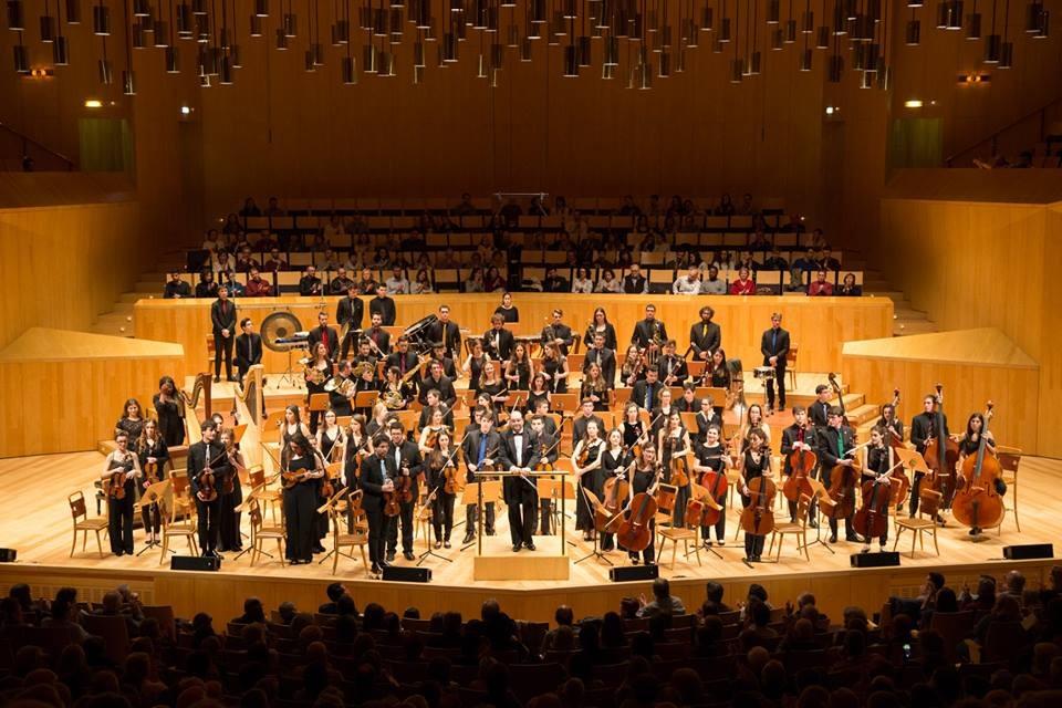 ORQUESTA SINFÓNICA DEL CONSERVATORIO SUPERIOR DE MUSICA DE ARAGÓN