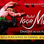 DANZAS DE LOS PUEBLOS DEL MUNDO. Ballet de Igor Moiseyev