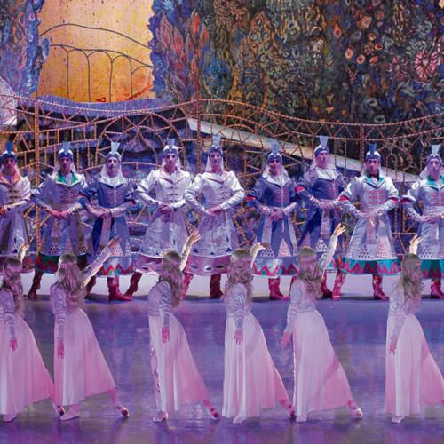 Tbilisi - Teatro Estatal de Ópera y Ballet (Georgia)