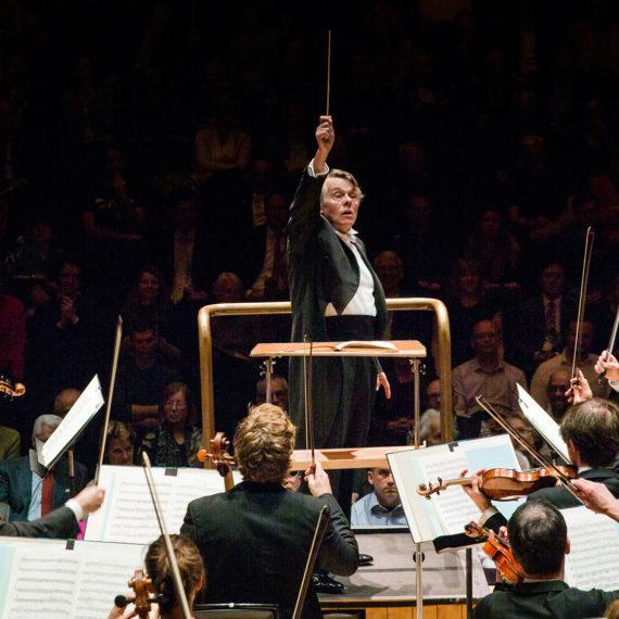 Fallece el director de orquesta letón Mariss Jansons